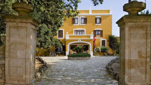 Entrada del hotel Sant Ignasi (Foto: Hotel Sant Ignasi)