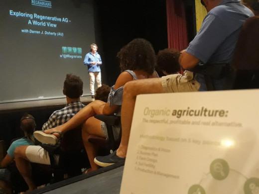 (Fotos) La agricultura orgánica busca su sitio en la Reserva de la Biosfera