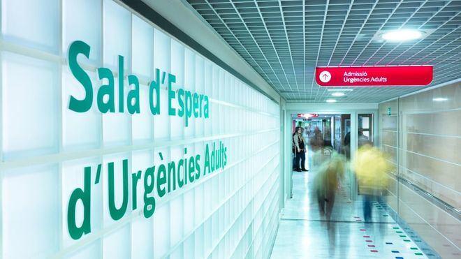 Urgencias de Son Espases, en Mallorca.
