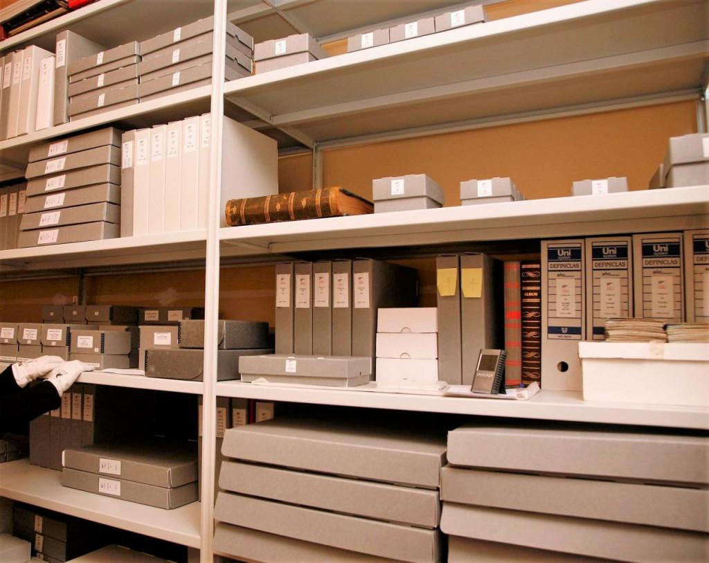 El Archivo de Imagen y Sonido de Menorca abrió sus puertas en el año 2005.