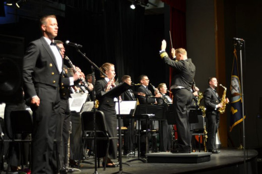 Música de la US Navy.