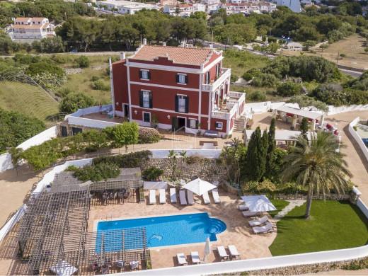 (Vídeo y fotos) El hotel Son Granot sale a la venta por 5 millones de euros