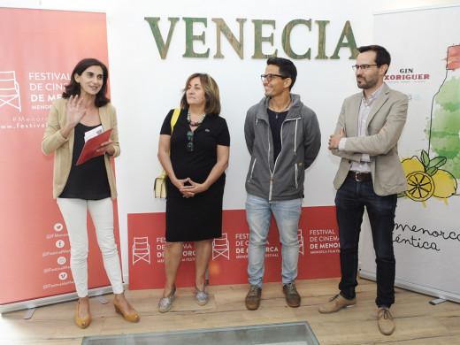 Todo un estreno para el III Festival de Cine de Menorca
