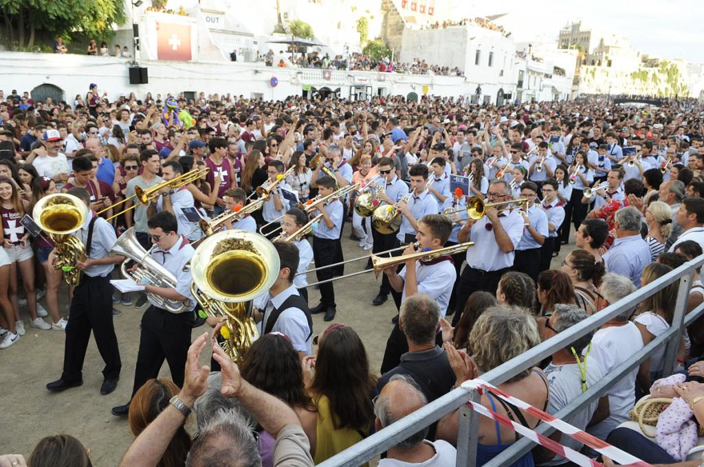 Imagen de las fiestas de Sant Joan 2018