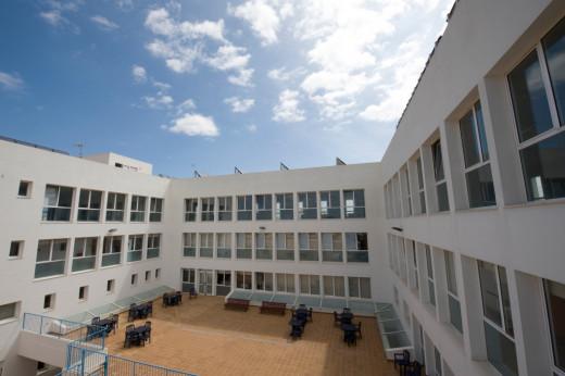 Residencia geriátrica de Sant Lluís.