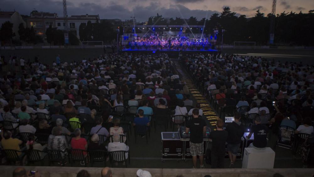 Un momento del concierto (Fotos: Carlos Hurtado)