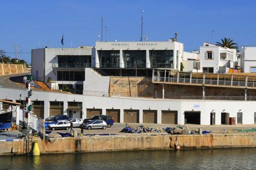 La antigua estación marítima de Ciutadella donde se ubicará este centro educativo