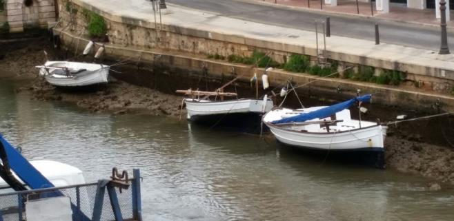 El puerto de Ciutadella suele ser el más afectado por este fenómeno meteorológico (Foto: Archivo)