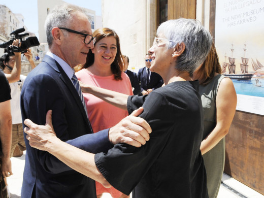 (Galería de fotos) Reabre el Museu de Menorca