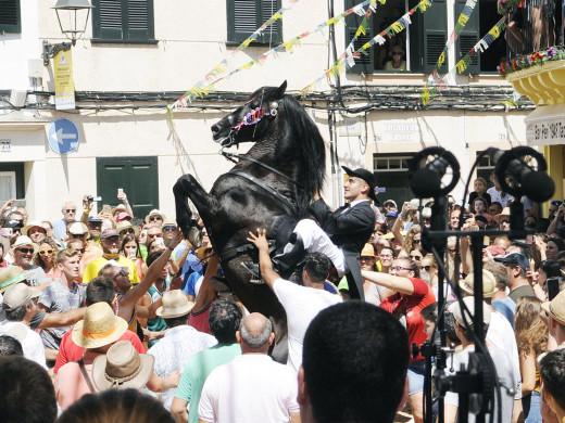 (Fotos) Sigue la fiesta de Sant Cristòfol