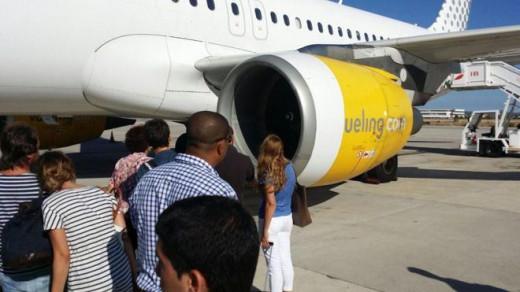 Los retrasos y cancelaciones de Vueling provocan multitud de quejas