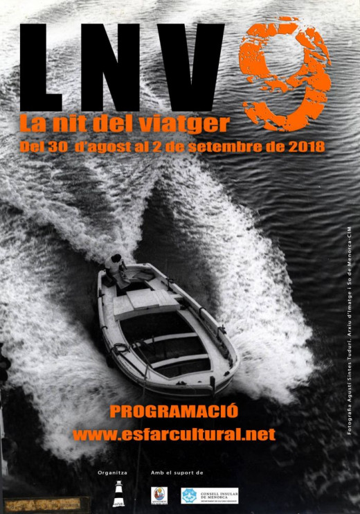 La novena edición de La nit del viatger