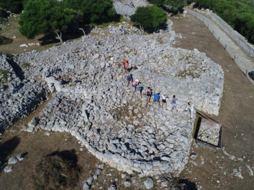 (Fotos) Puertas abiertas para Torre d'en Galmés