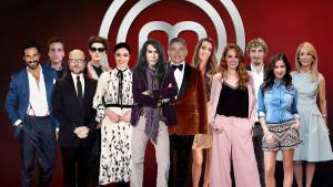 Elenco de participantes en MasterChef Celebrity.