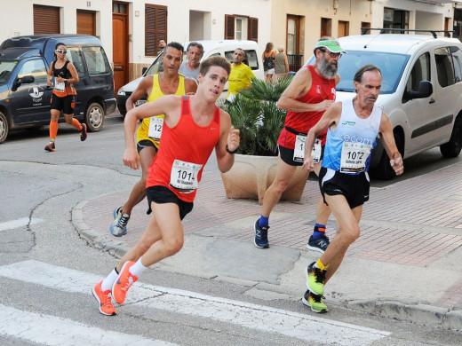 (Fotos) Fiesta del atletismo en Ferreries