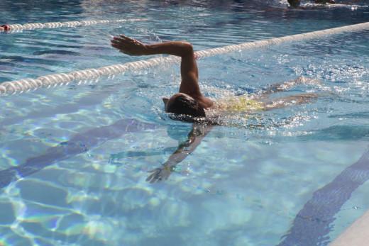Club piscina Mercadal