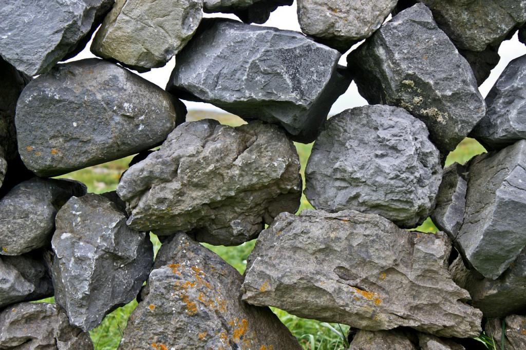 El trabajo de la piedra tiene varias técnicas