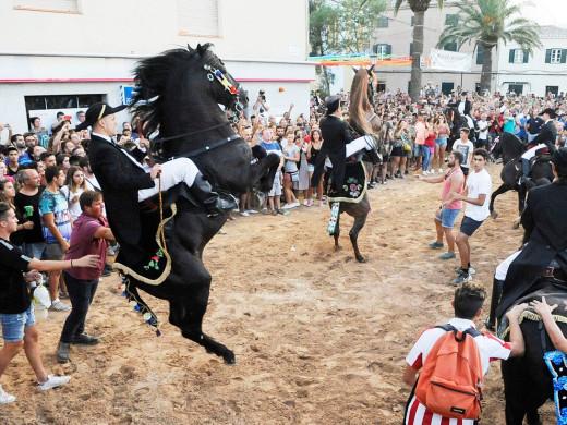 (Fotos) Fiesta en Sant Climent