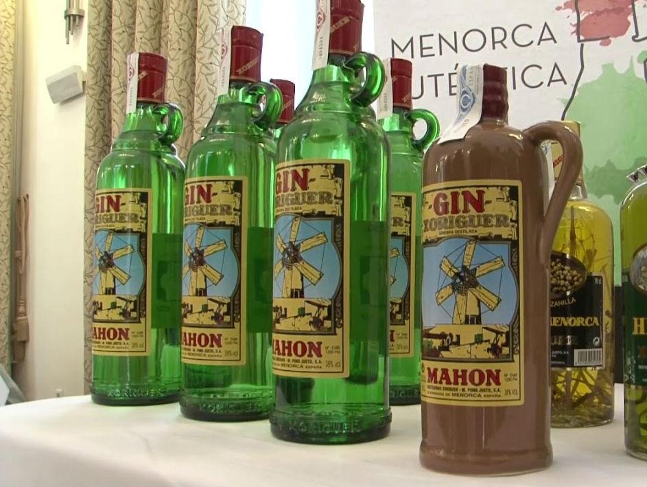 """El gin de la isla tiene la Indicación Geográfica """"Gin de Mahón"""""""