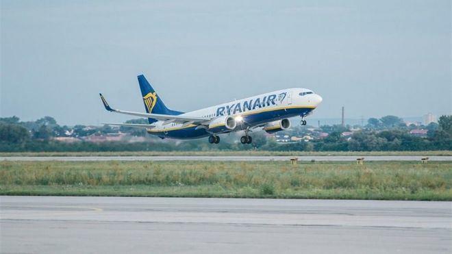 Nuevas políticas en Ryanair.