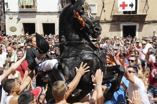 Fiestas de Sant Llorenç 2018 (Archivo)