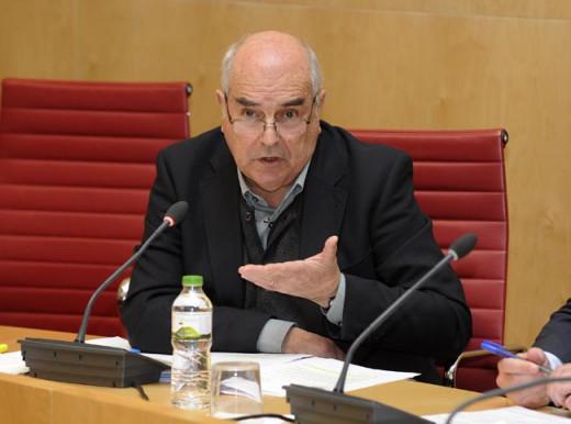 Alejandre, en su etapa en el Consell.