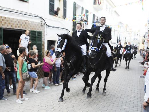 (Fotos) Mágico Sant Bartomeu