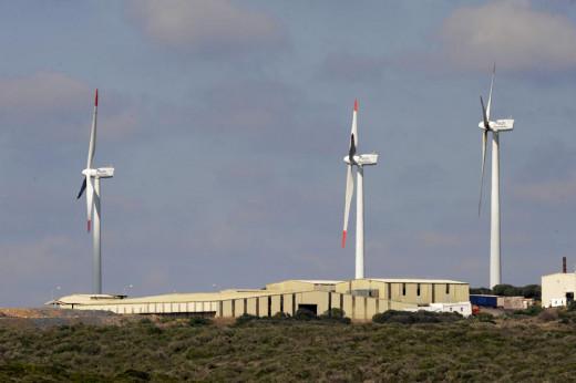 Aumentar la producción de energías renovables en Menorca.