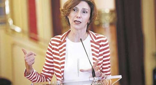 Isabel Oliver.