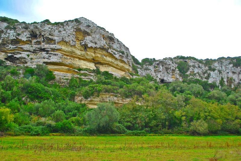 Paisaje de la Reserva de Biosfera de Menorca