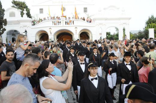 En la Ermita de Gràcia (Imagen de archivo)