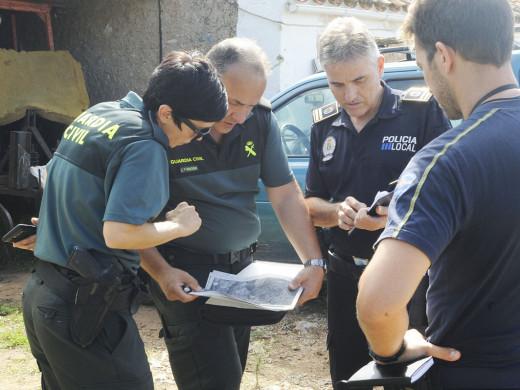 (Fotos) Persiste la búsqueda de la mujer de Es Mercadal desaparecida