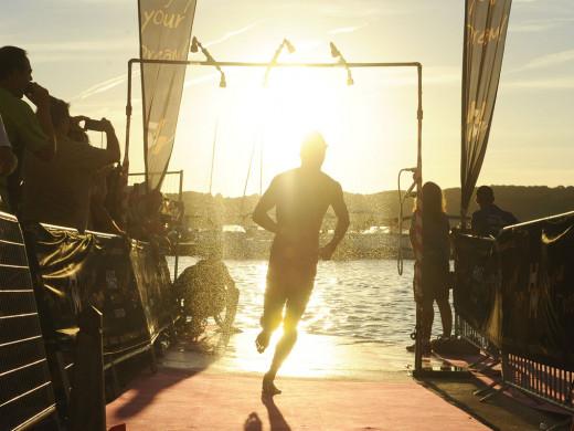 (Fotos) Ryan Christian gana la Half Menorca