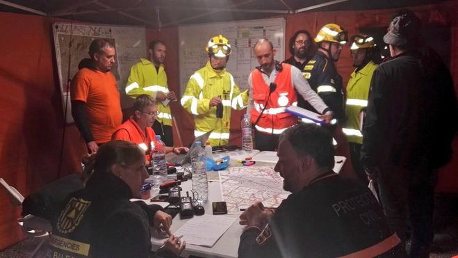 400 efectivos de emergencias trabajan en las zonas afectadas