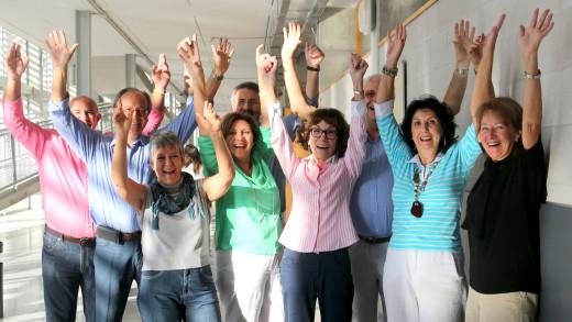 En Menorca los alumnos de la UOM aprenden y se lo pasan bien