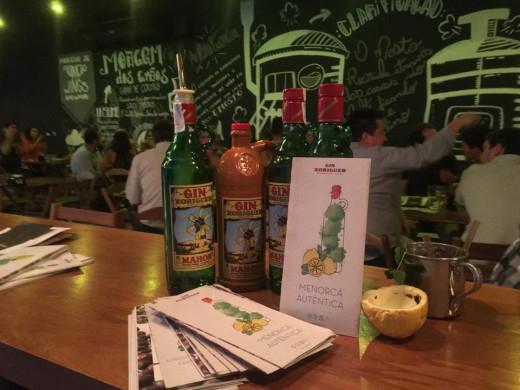 Establecimiento de Gin Xoriguer