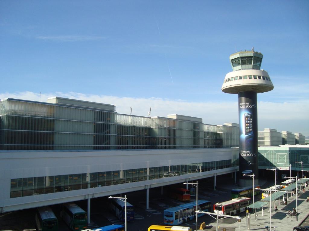 Aeropuerto de Barcelona, El Prat