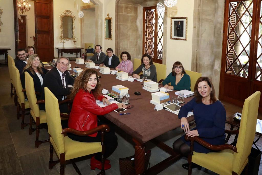 El Govern aumenta las ayudas para la modernización de pimes