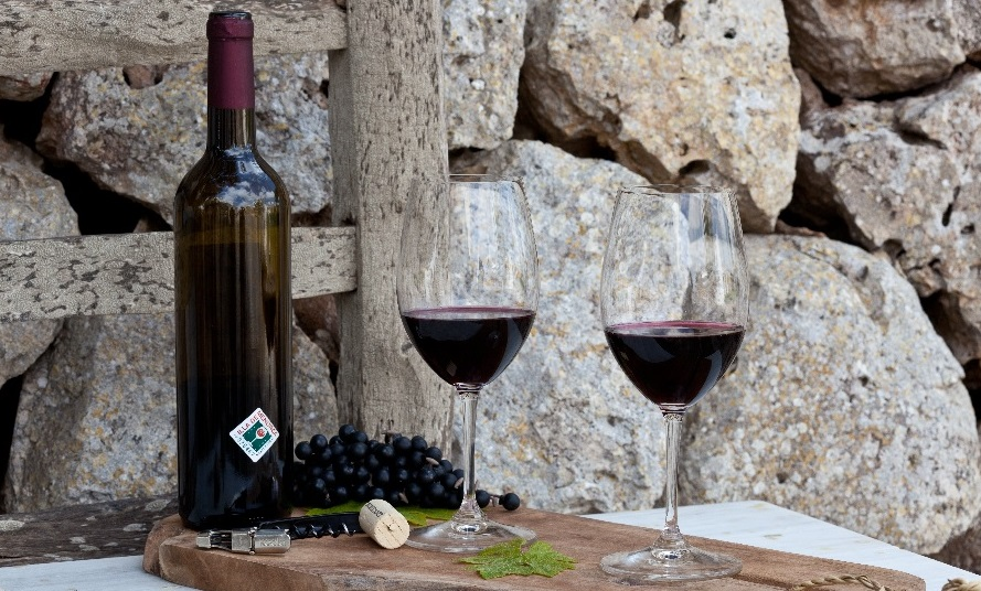 El vino de la isla tiene la denominación geográfica Vi de la Terra Illa de Menorca