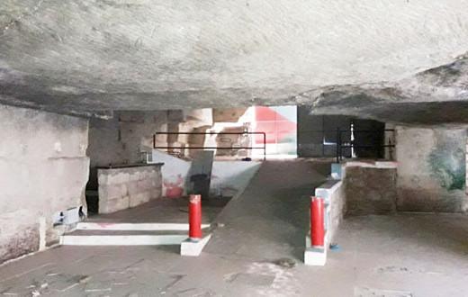 El futuro museo Thalassa.