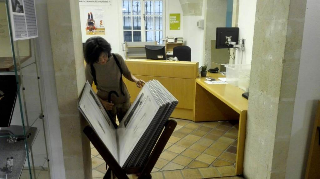 Las bibliotecas abren sus puertas con medidas de protección contra el virus