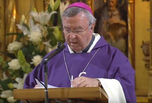 """El Obispo de Mallorca se """"coló"""" en una residencia de curas"""