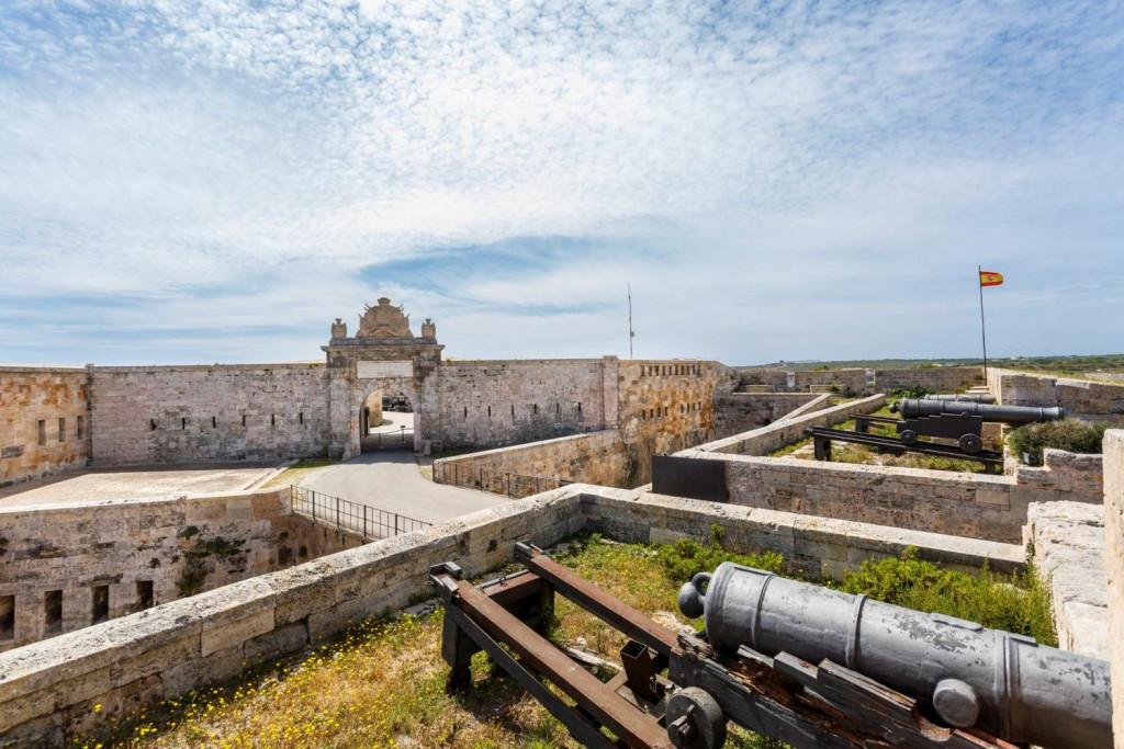 Imagen de la fortaleza.