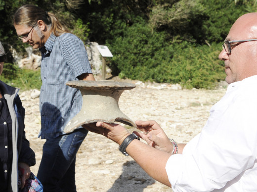 (Fotos) El tesoro púnico de 2.400 años de antigüedad de Calescoves
