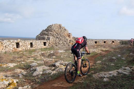 Las actividades en bicicleta son unas de las preferidas en invierno en la isla (Foto: Nolo Rosselló)