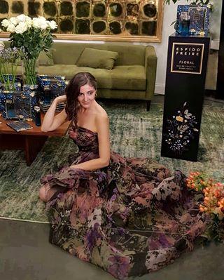 Espido Freire ha escrito Floral y un perfumero lo ha convertido en esencia
