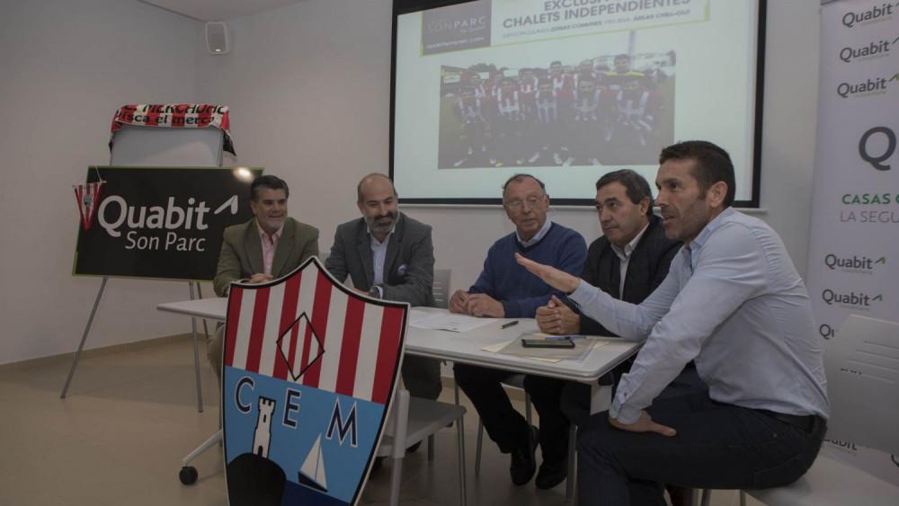 Imagen de la presentación del acuerdo (Foto: Karlos Hurtado)