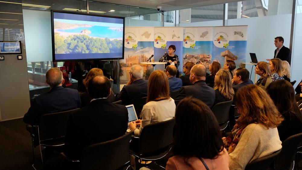 Imagen del encuentro celebrado en Londres.