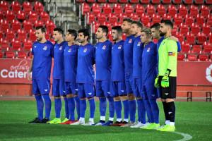 Once inicial de la Selección Balear con Sergi Enrich.