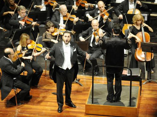 (Fotos) Punto final a la temporada  de ópera